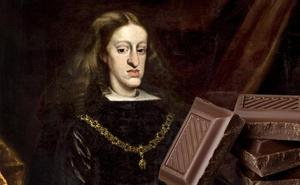 El chocolate que hechizó a un rey