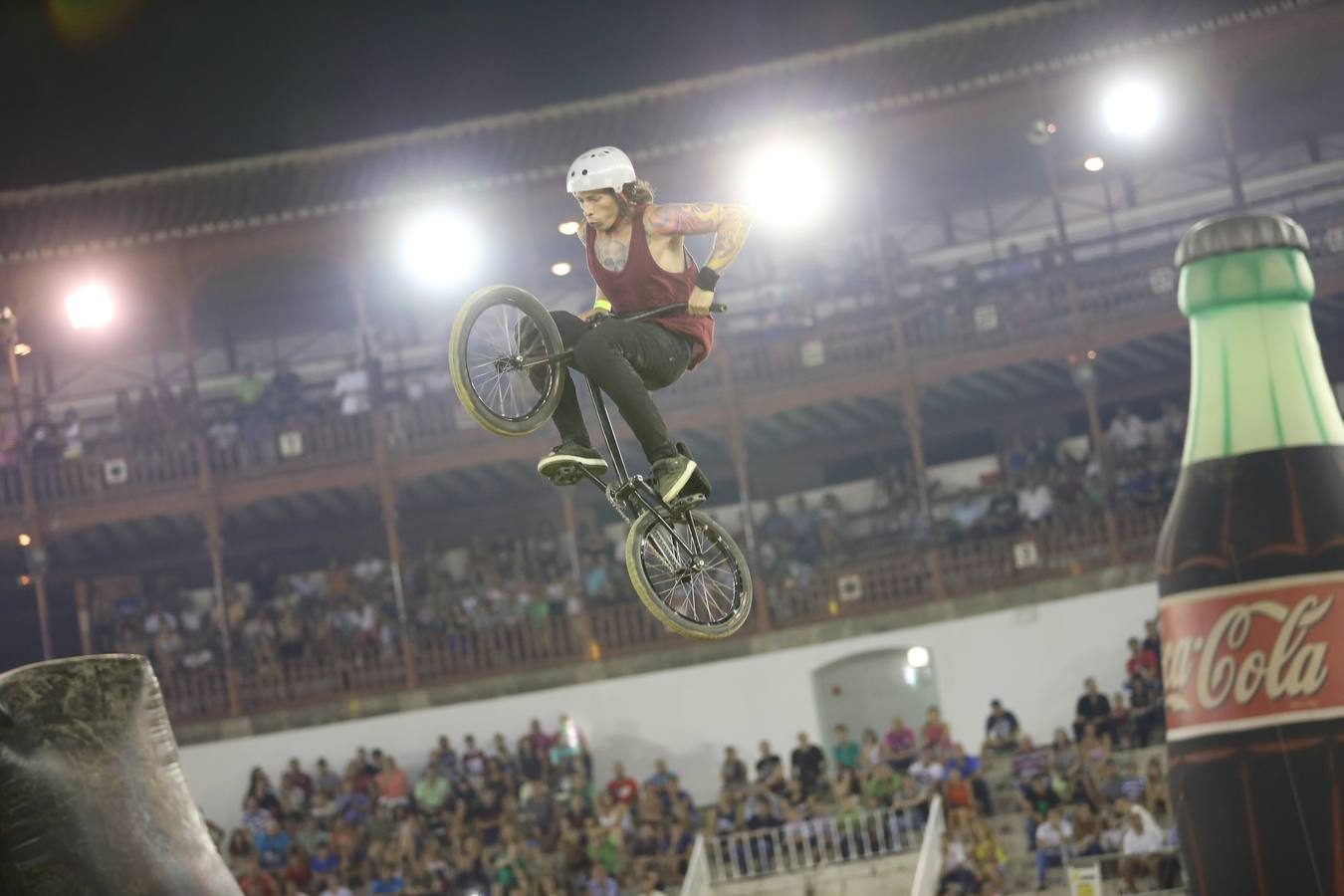 Fotos del Burn Freestyle Málaga