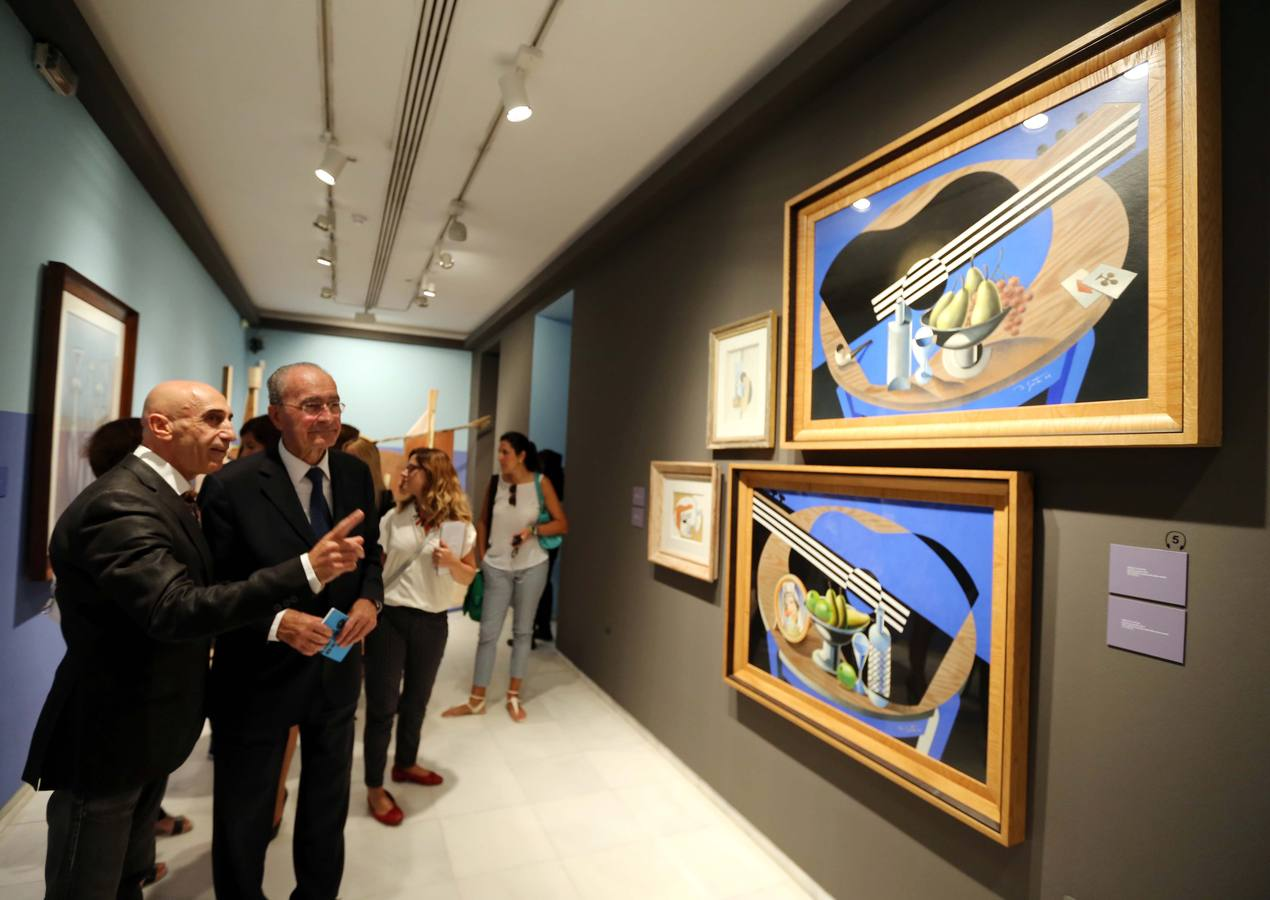 'Picasso on the beach' llega a la Casa Natal