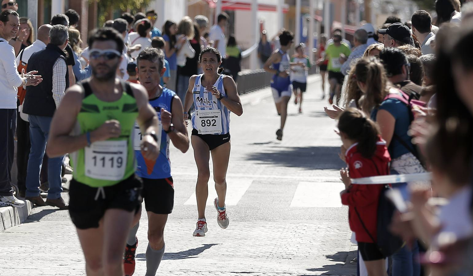 Fotos de la carrera popular de El Palo