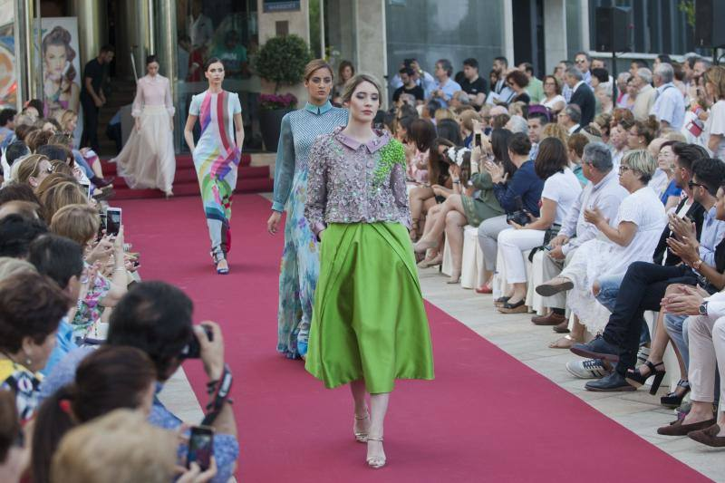 Fotos de los desfiles de la I Summer Fashion Runway