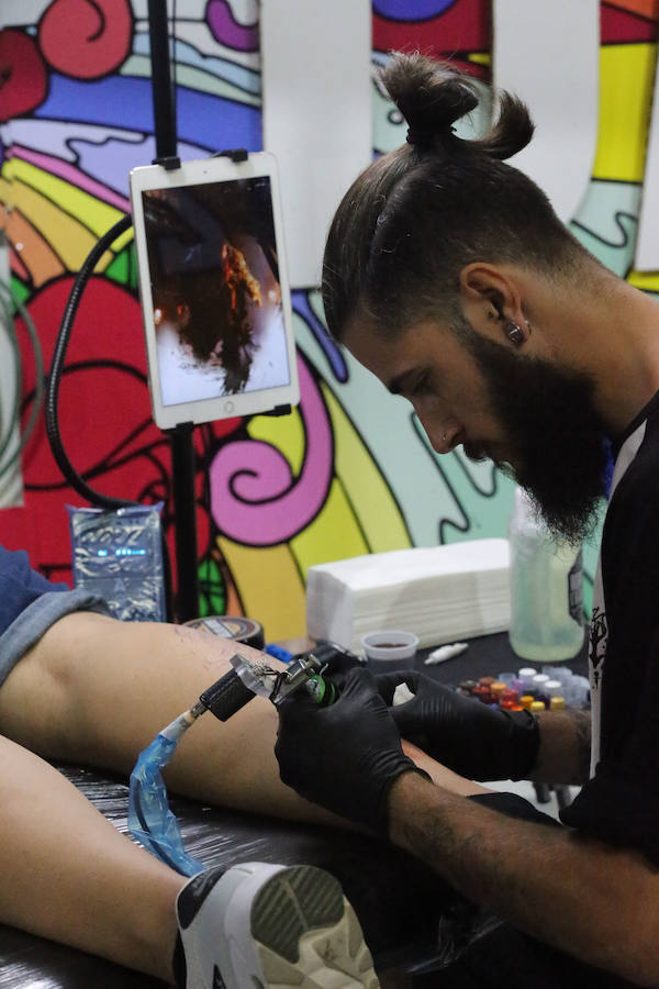 Arranca la 3ª Málaga Tattoo Convention