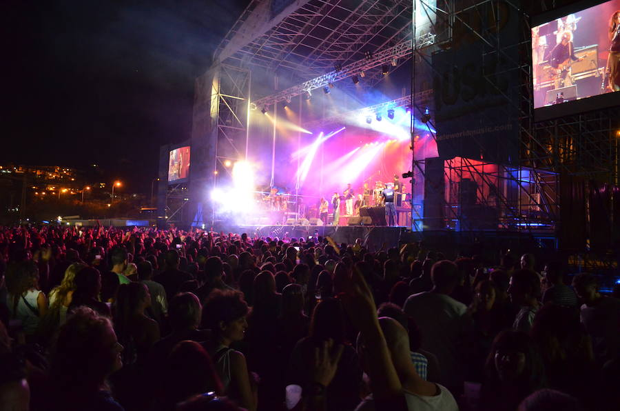 l Festival Chanquete World Music en Nerja