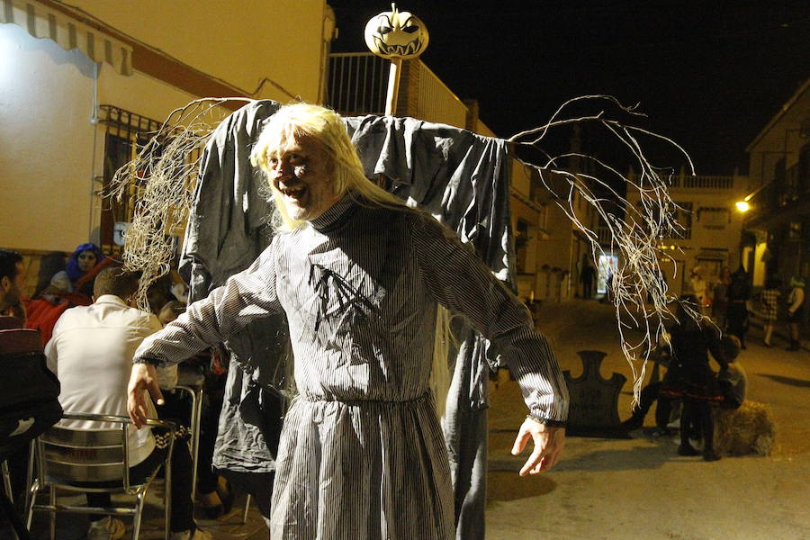Así celebra Churriana la fiesta de Halloween