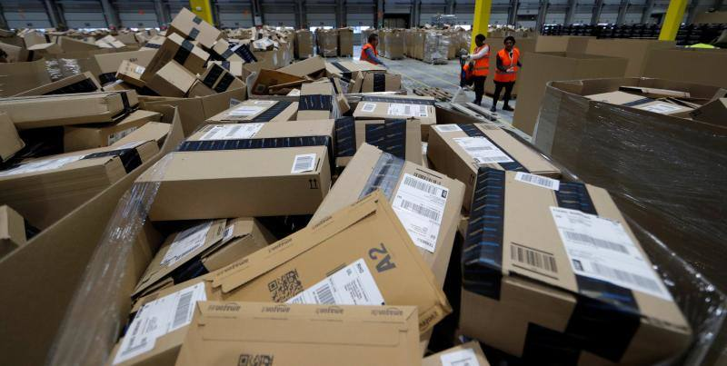 Así se prepara Amazon para el Black Friday