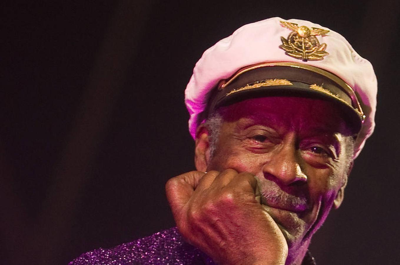 Chuck Berry, padre del rock and roll