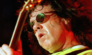 Fallece en Estepona Gary Moore, legendario guitarrista de rock y blues