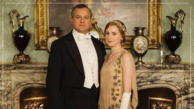 Gazapo 'histórico' en Downton Abbey