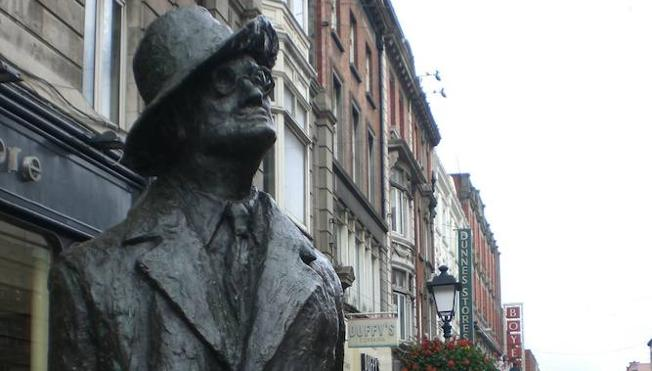 Whisky y tapas por James Joyce