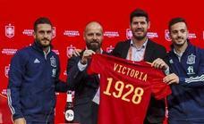 Malaga-based Cervezas Victoria becomes a sponsor of the Spanish national football team