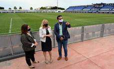 Urgent structural study under way at Marbella stadium
