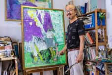 The Japanese artist who became a 'perote'