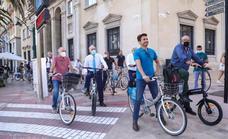 Malaga seeks European funds to create 70 kilometres of new cycle lanes