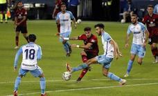 Malaga start new season at home against coach's last club