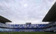 Fans allowed back to La Rosaleda stadium, after 17 months of games behind closed doors