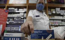 Malaga chemist shops sell 40,000 coronavirus self-test kits in their first week of sale