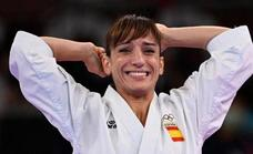 Spain strikes gold in the debut of karate at the Tokyo Olympics
