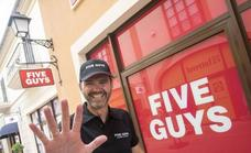 Five Guys burger chain arrives on the Costa del Sol this week