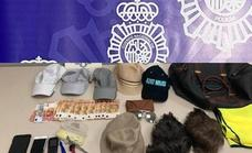 Malaga airport luggage theft gangs sent packing by police