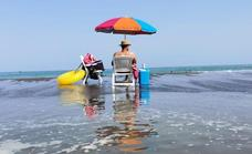 Costa del Sol escapes the heat as temperatures soar up to 47 degrees inland