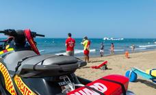 Marbella's beach safety teams respond to more than 30,000 incidents this year