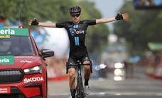 Australian Michael Storer wins the La Vuelta stage in Rincón