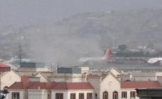 Spanish military 'safe' after deadly explosions at Kabul airport