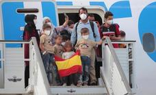 Spain ends its evacuation operation from Afghanistan