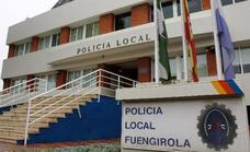Policeman suffers a broken nose after trying to break up a Fuengirola fight