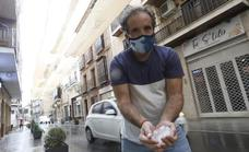 Antequera will request Government aid after 'the biggest hailstorm of the century'