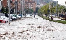Video | Spain mops up after torrential rains and floods wash away cars
