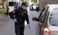 No large town in Andalucía exceeds the 1,000 incidence rate within hours of the curfew review