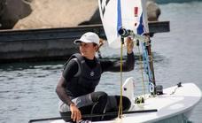 Local sailing champion Ana Moncada moves up a level