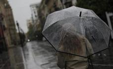 'Significant' rainfall predicted throughout Andalucía, including the Sierra Bermeja fire area