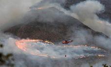 Sierra Bermeja fire under control