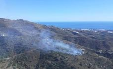 Arenas wildfire is 'controlled'
