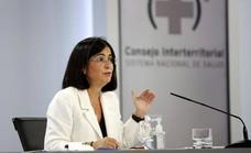 Spain's Ministry of Health proposes third Covid jabs in nursing homes from 4 October