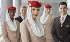 Emirates airline is recruiting 3,000 cabin crew and 500 airport services employees