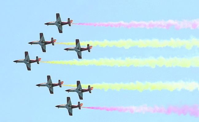 Torre del Mar festival returns to the skies