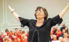 Annemarie Philipps, Collegium Musicum musical director, dies aged 73