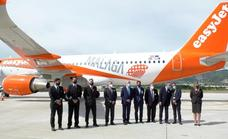 easyJet announce a big investment in Malaga, where five aircraft will be based next summer