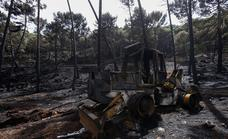 Sierra Bermeja officially declared an area 'seriously affected by a civil protection emergency'