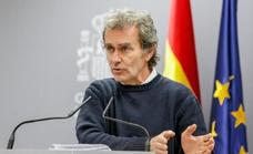 Top expert forecasts Spain could enter the Covid 'low risk' zone 'in a week'