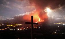 La Palma volcano sulphur dioxide cloud arrives over the Spanish mainland