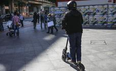 A woman dies after being hit by an electric scooter in Spain