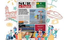 SUR in English is the favourite English-language newspaper on the Costa del Sol
