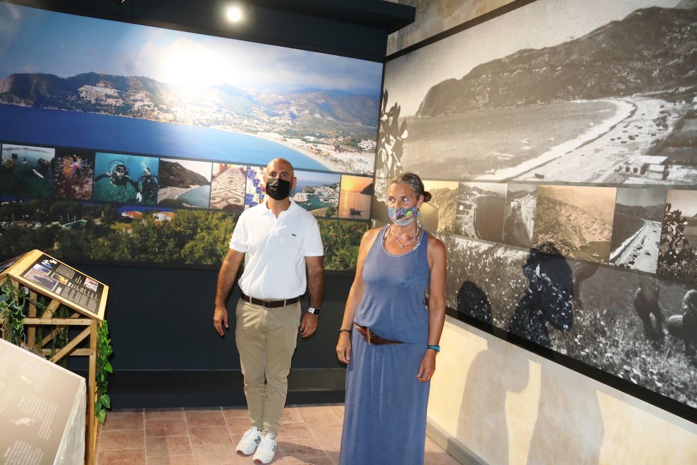 La Herradura castle offers a permanent home for new marine life exhibition