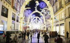 One-million-euro Christmas lights installation work starts in Malaga