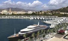Malaga's 11-million-euro megayacht project hits an electricity supply snag