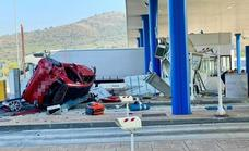 The man who died in motorway toll booth smash was a serving Guardia Civil officer